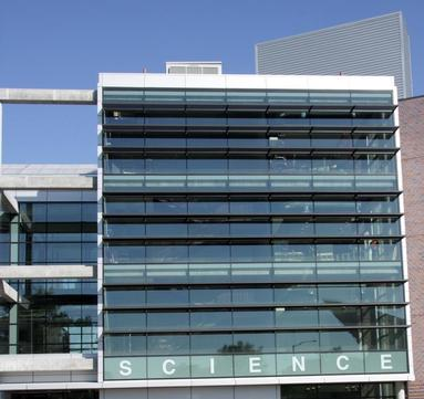 Auraria Higher Education Center, Science Building - LEED Gold