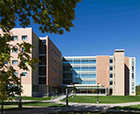 U of WI-Whitewater, Starin Hall - accessible, green design
