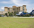 The Villages Regional Hospital, hurricane impact mitigation